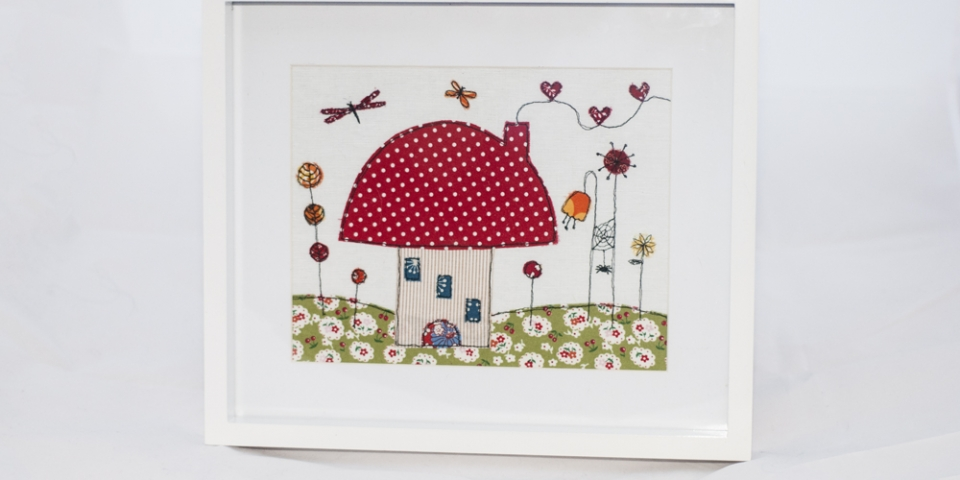Come Live In A Toadstool House With Me
