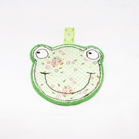 Froggy bag Charm