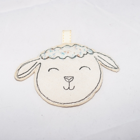 Little Lamb Bag Charm