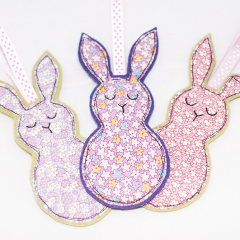 Little Bunny Hanging Decoration